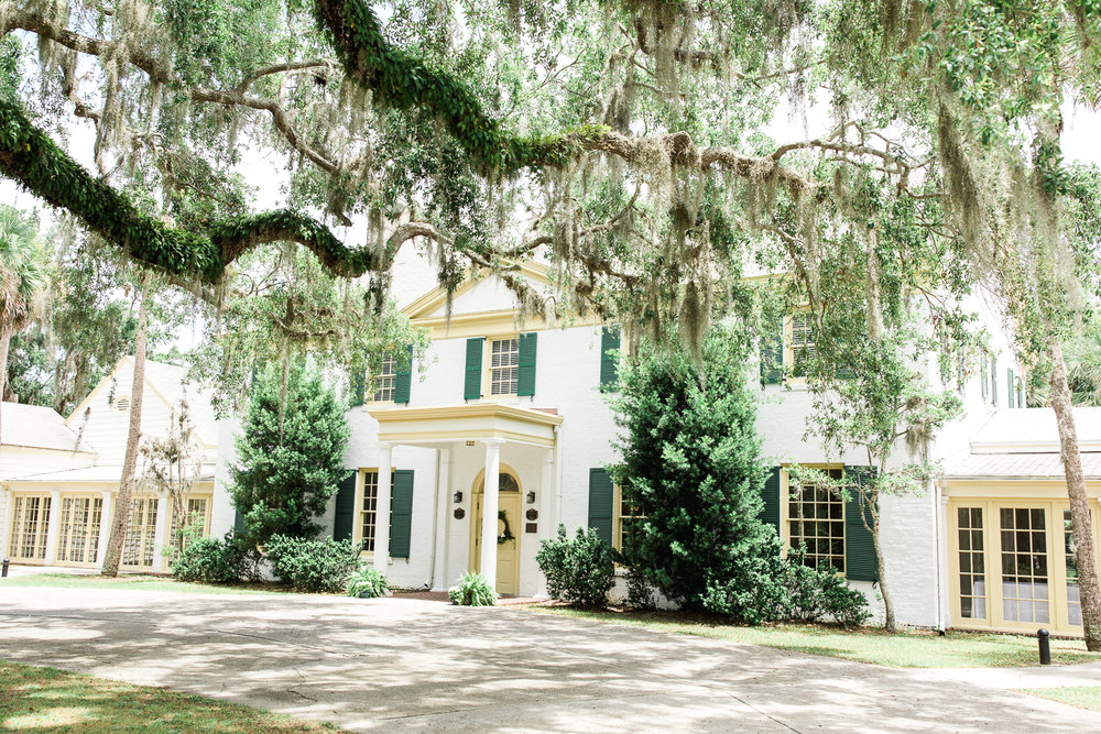 the ribault club - wedding venue near amelia island, fl