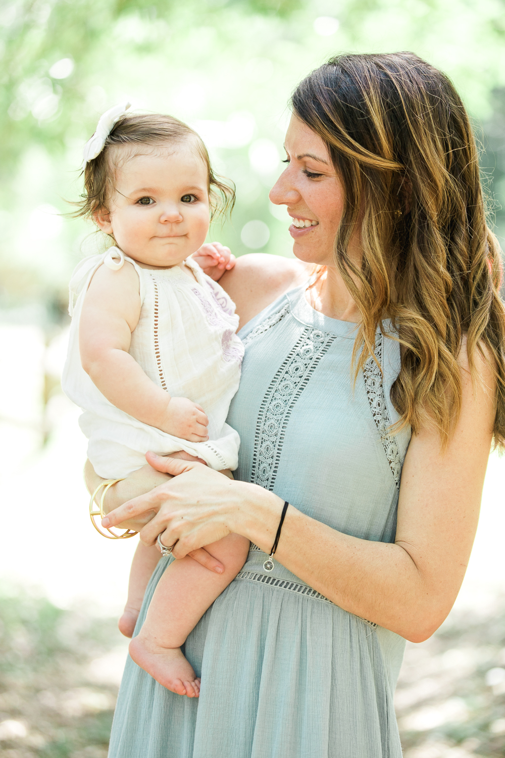 mommy-daughter pictures in ponte vedra