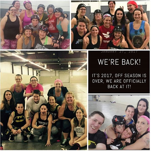 GET READY FOLKS... WE ARE!!!!! check us out at  dothanrollerderby. com  #dothanrollerderby #wiregrasswreckers #rollerderbytime #derbygirls #derbytime #rollerderby2017 #wreckem #wiregrass