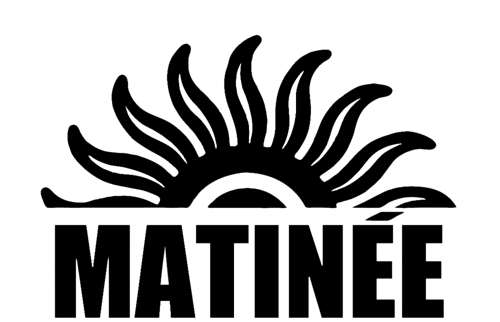Matinee Logo and Sun Black.png