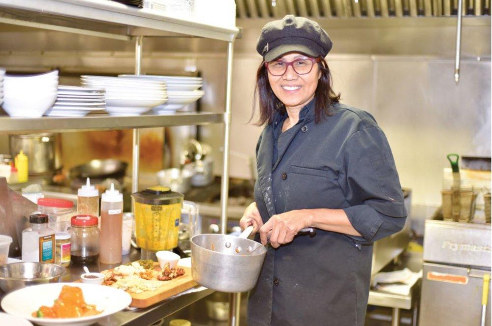 Chef Piya