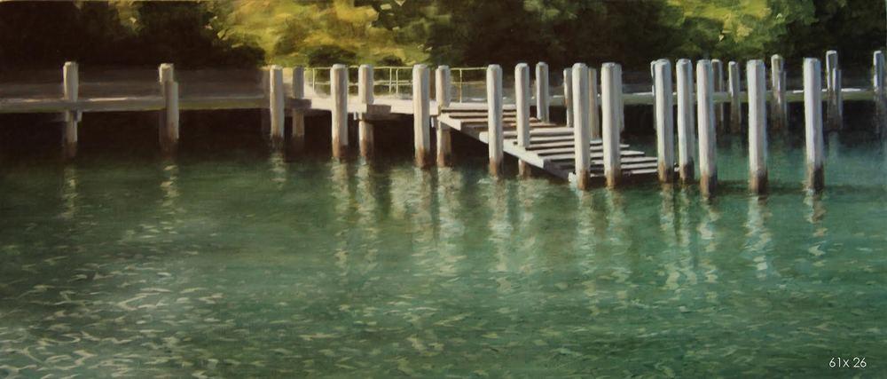 Pylons - Lavender Bay