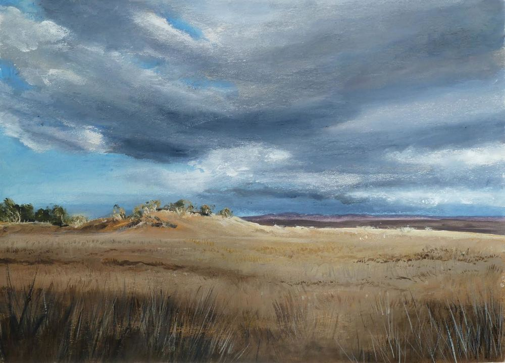 Storm Approaching (Monaro Series)