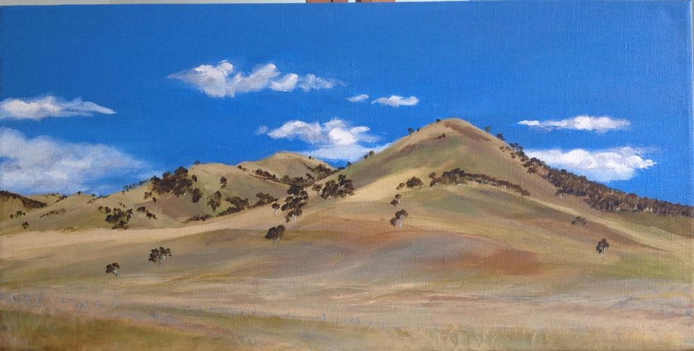 Beyond the Hills (Monaro Series)