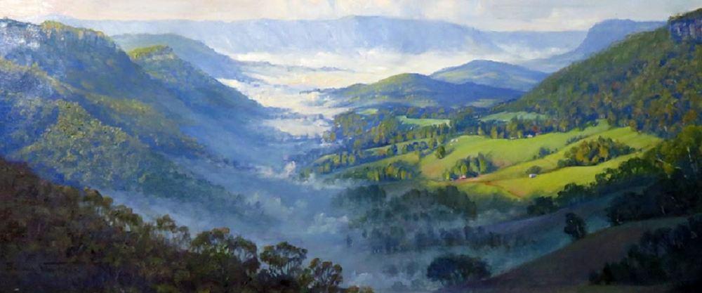 Morning Serenity (Kangaroo Valley, NSW)