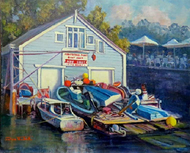 Boats for Sale and Hire, Abbotsford Point, NSW
