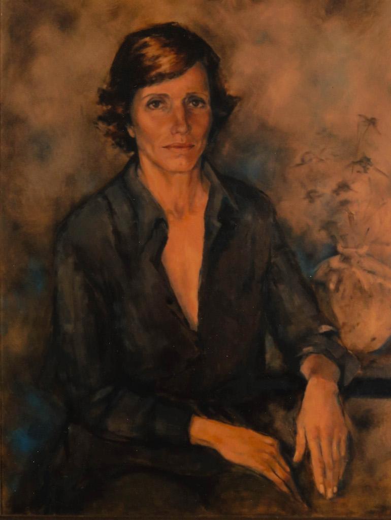 Venie Schulenberg - Winner Portia Geach 1980
