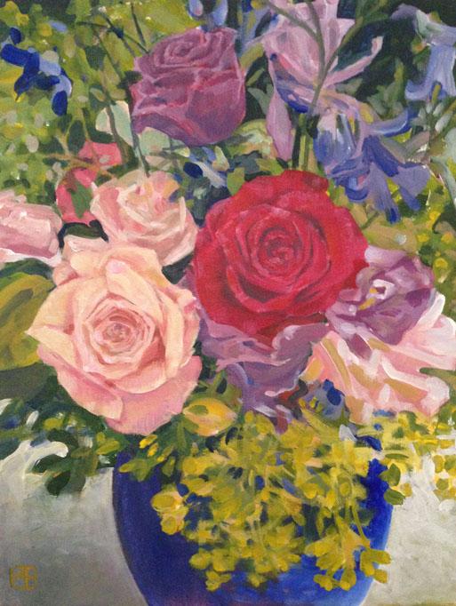 Flower (Acrylic)