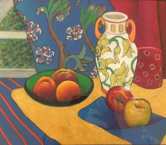 Oriental by June Morely ARAS