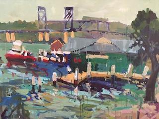 Concord Sailing Club by Paul McCarthy FRAS