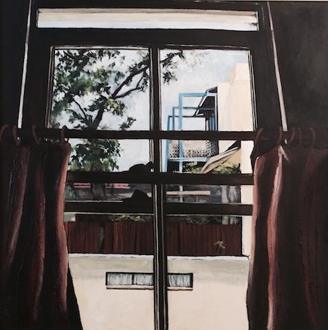 Window II by Teri Hiley ARAS