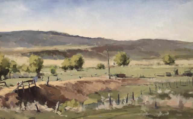 Monaro Landscape by Neil Hetherington FRAS