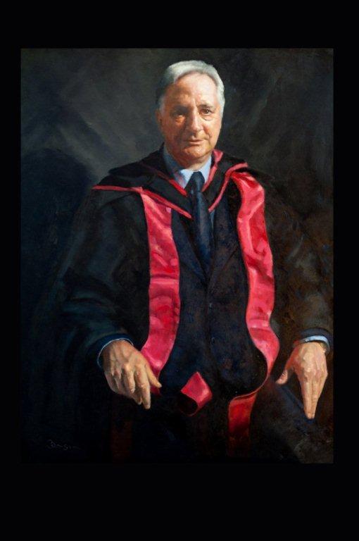 Professor James Robertson