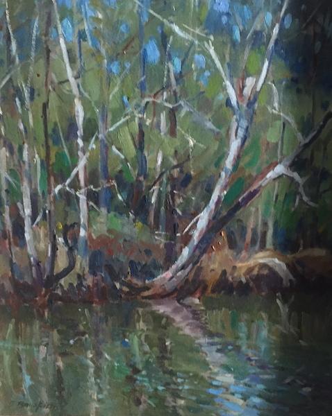Deep Creek by Elizabeth Bousefield FRAS