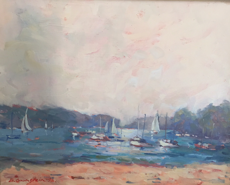 Sailing Sydney by Bill Grunstein FRAS