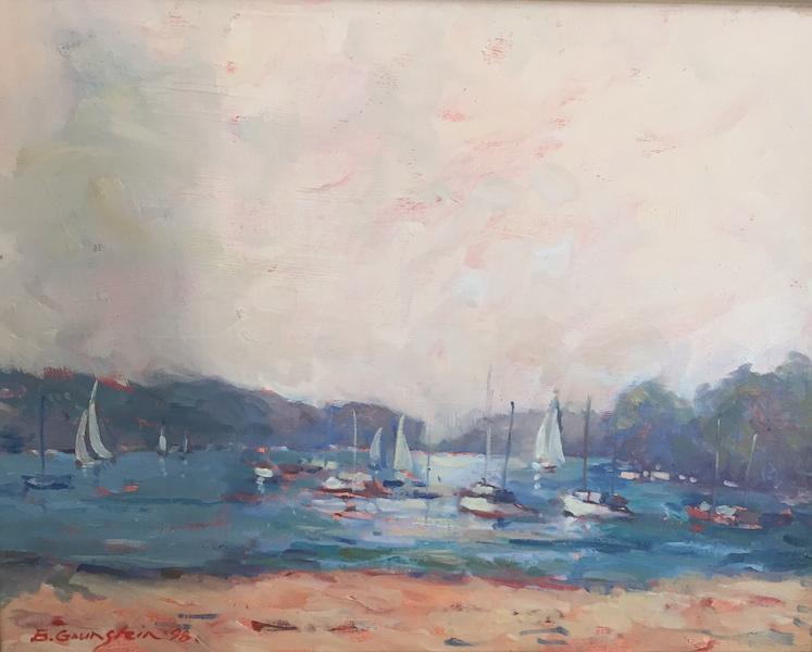 Sailing Sydney by Bill Grunstein FRAS