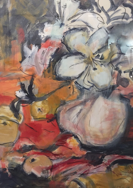 Lillies by Michele Thomson ARAS