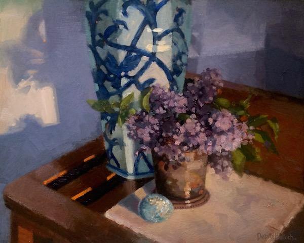 From the Garden by Debra Balloch FRAS