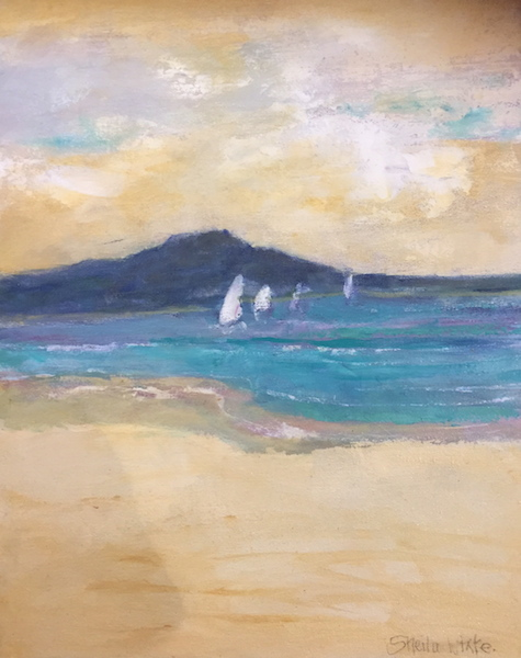 Good Sailing by Sheila White FRAS