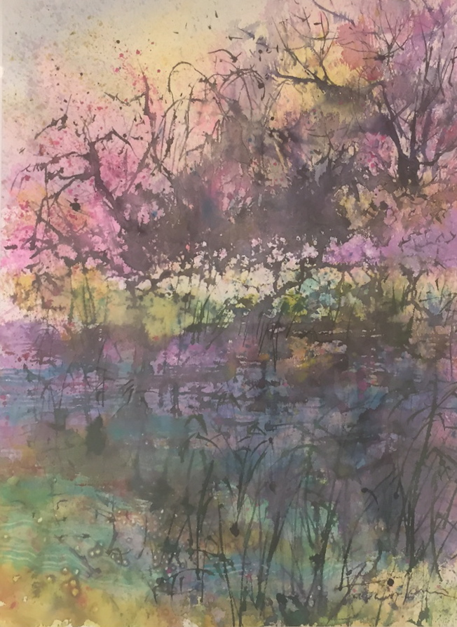 Backwaters by Pamela Fairburn ARAS