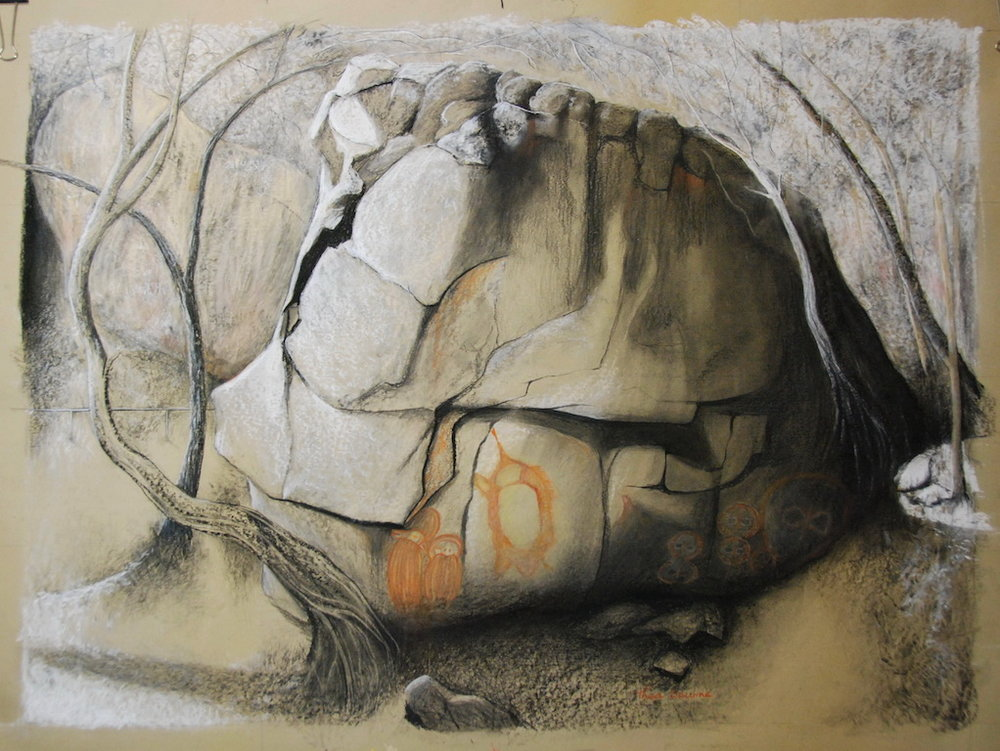Windjana Rock Art