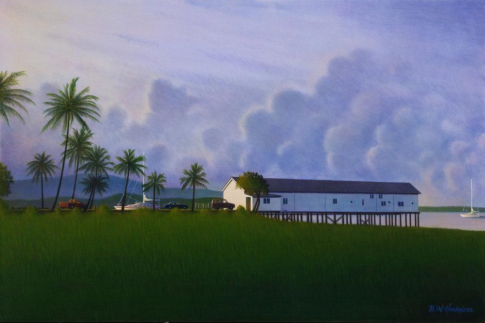 Shipwreck Museum, Port Douglas