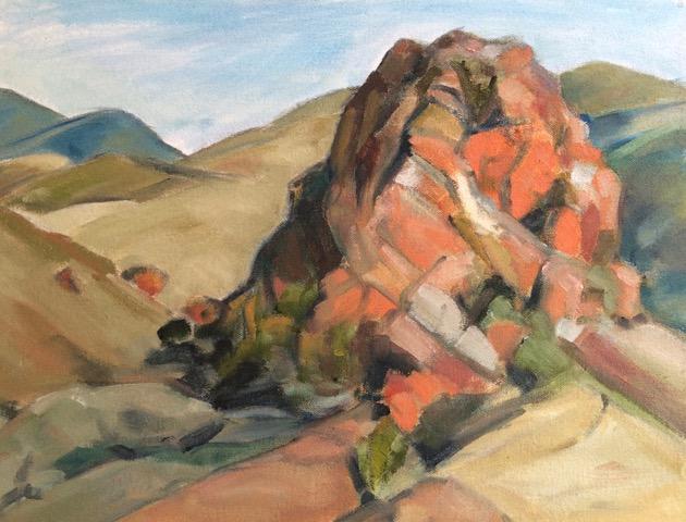 Pinnacles, Arkaroola