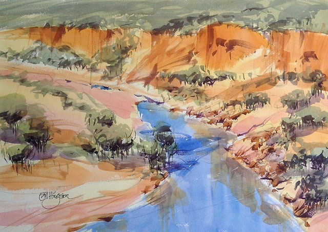 Murchison River and Gorge, WA