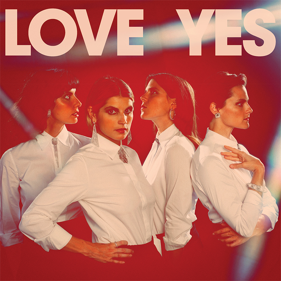 Cover of Love Yes.