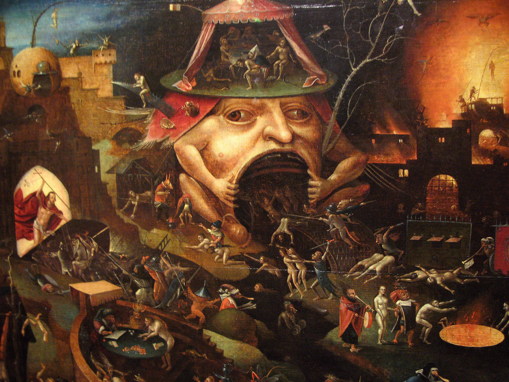 Who's afraid of Hieronymus Bosch?