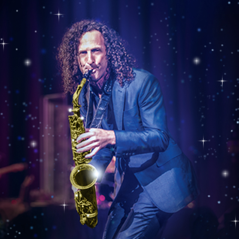 KENNY G - The Miracles Holiday & Hits Tour 2017