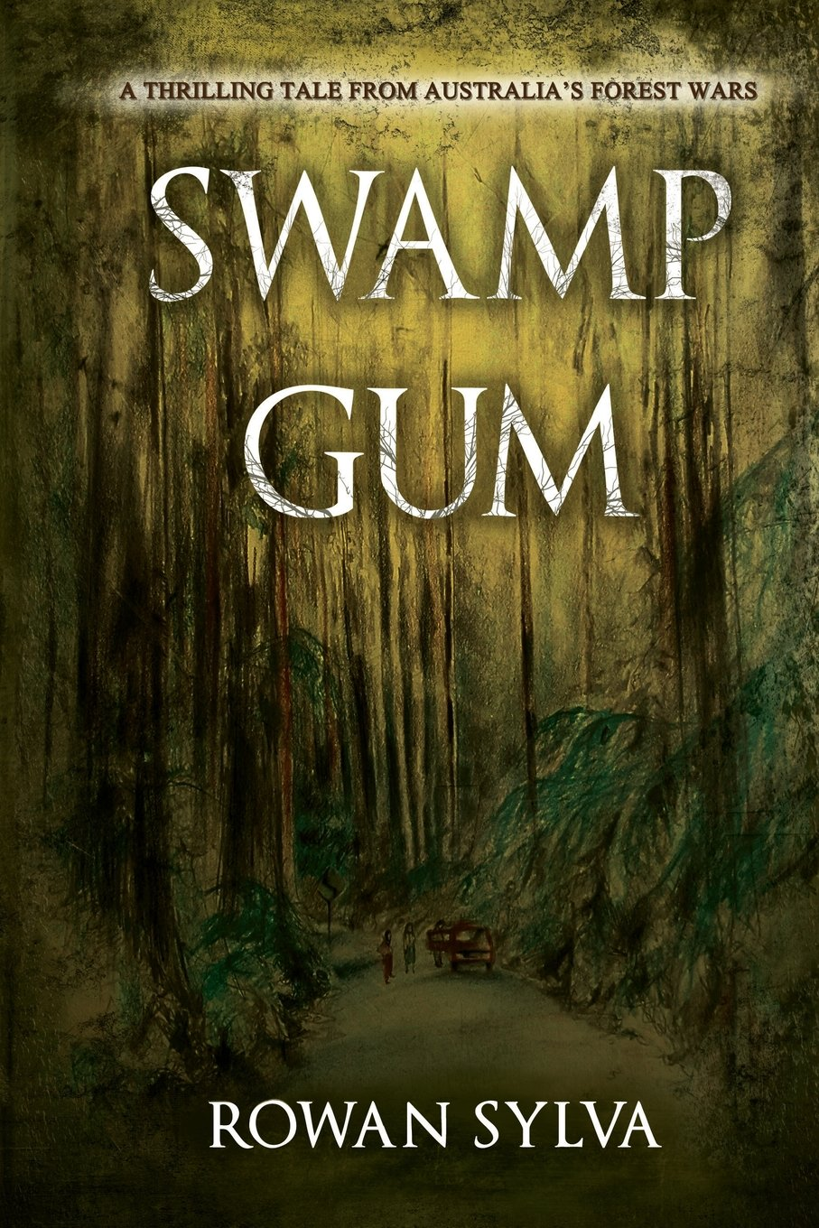 Swamp Gum ,  The discovery of body at a logging camp in Tasmania sparks an investigation that will expose everybody, loggers, protesters and politicians alike. A compelling debut novel.
