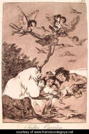 Goya: All Will Fall Dylan 'All in all will only fall…