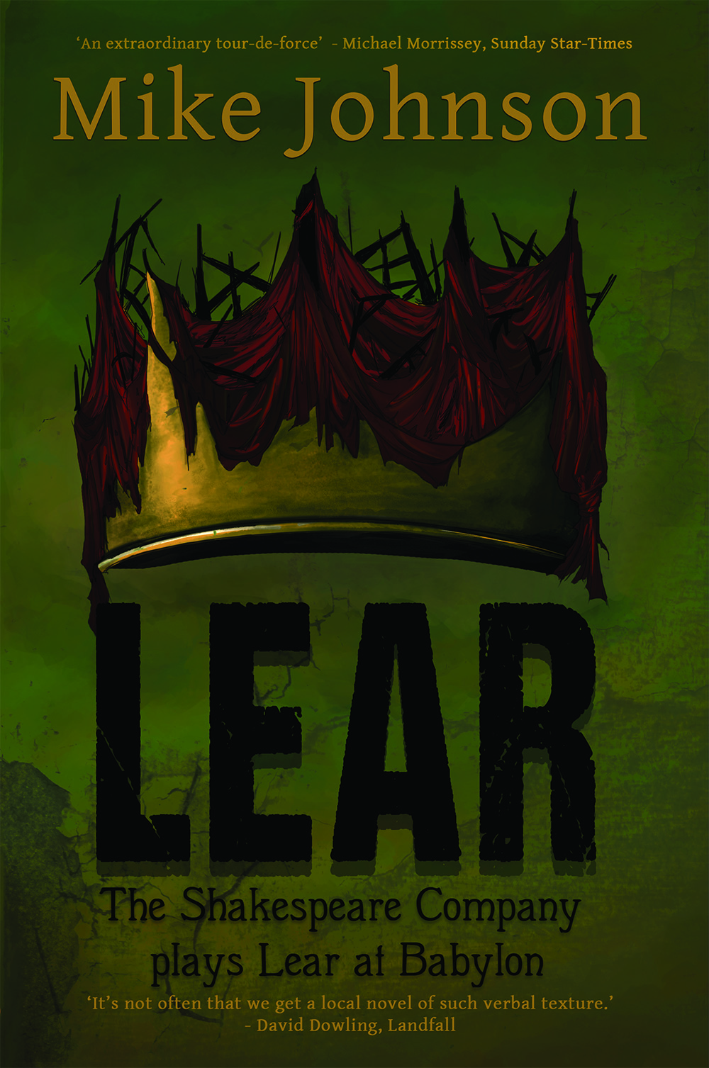 Lear : The Shakespeare co..., a forgotten classic of New Zealand literature, published in 1986.