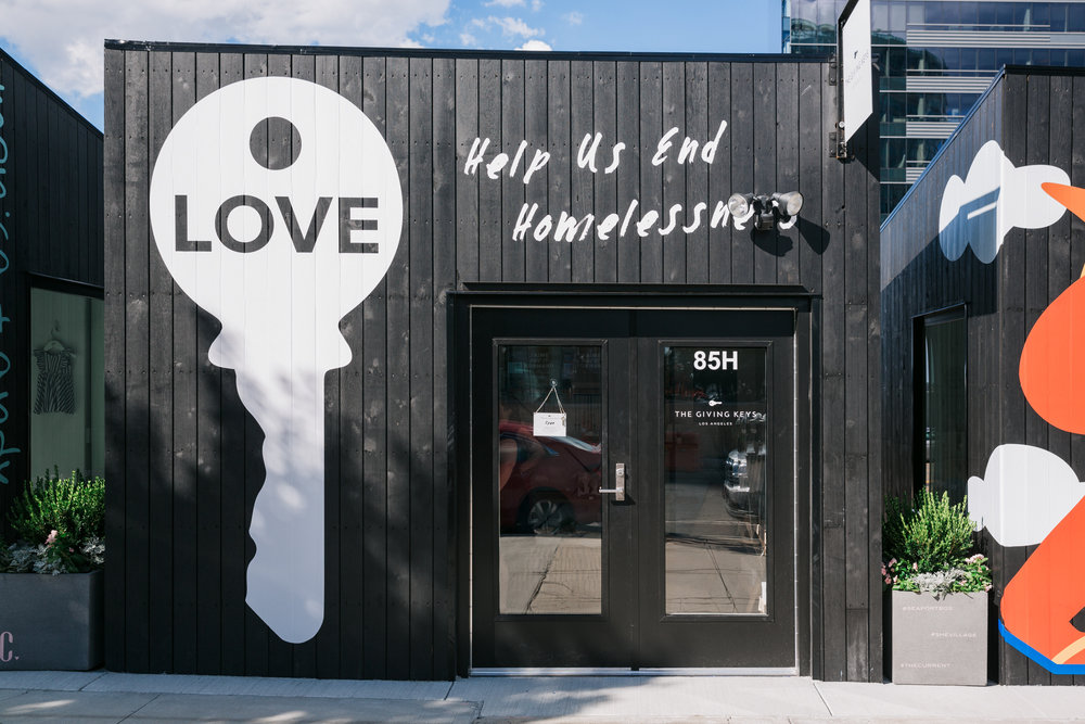 The Giving Keys Boston