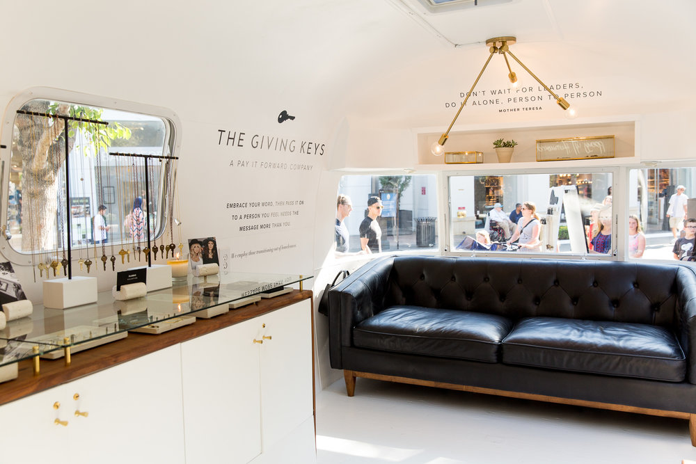 The Giving Keys Airstream | RFTP