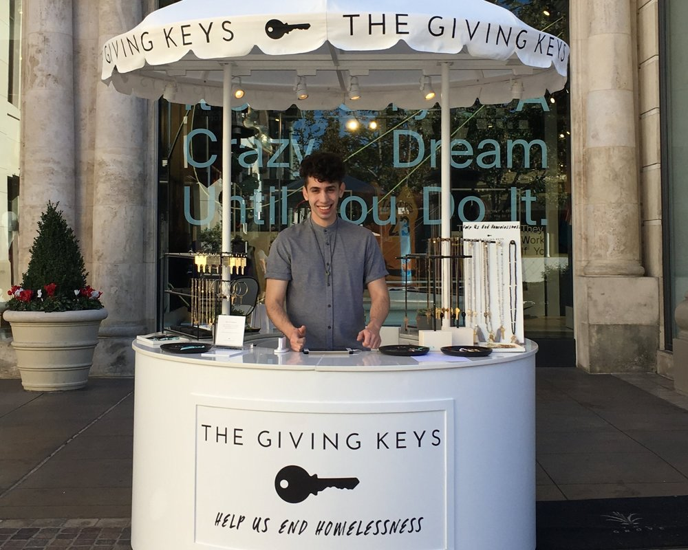 The Giving Keys Airstream | The Grove