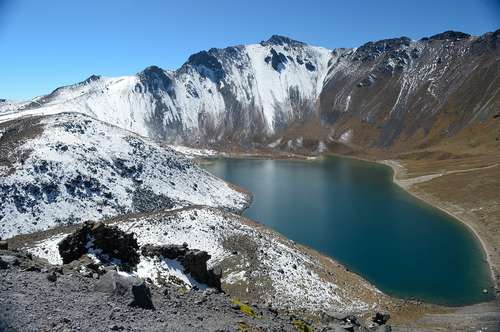 Lo que debes saber para ir al Nevado de Toluca