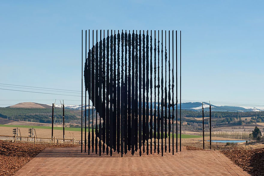 Nelson Mandela, Sudáfrica.