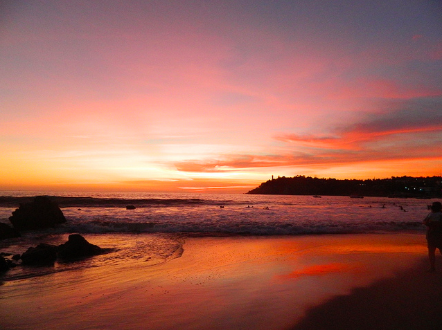 Playa Marinero, Puerto Escondido