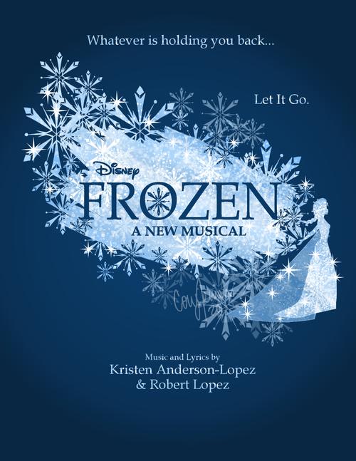 Frozen: de la pantalla grande a los escenarios de Broadway.