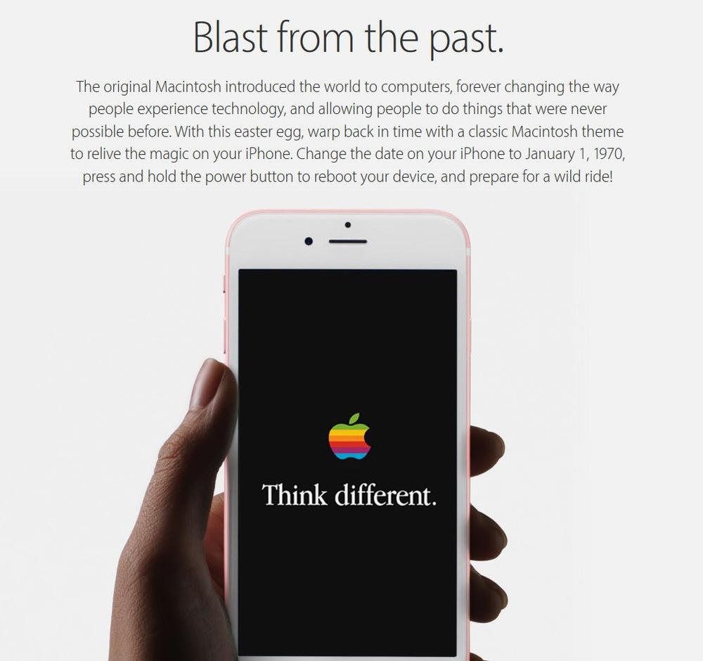 Por ningún motivo cambies la fecha de tu iPhone a 1970