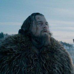 """Mejor Cinematografía: """"The Revenant"""""""