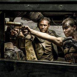"""Mejor Edición: """"Mad Max: Fury Road"""""""