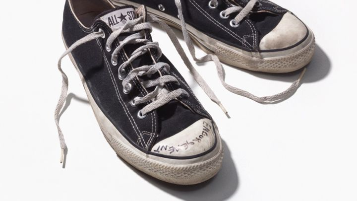 Endorsement, los converse de Cobain