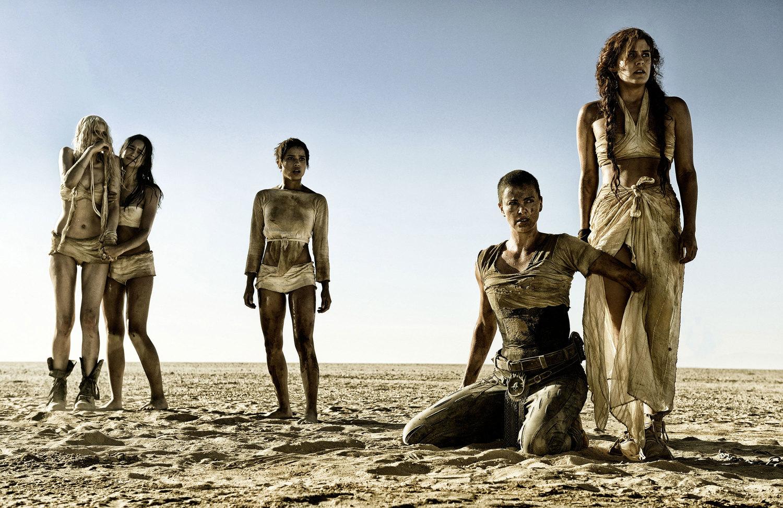 10 cosas que no sabías de Mad Max: Fury Road