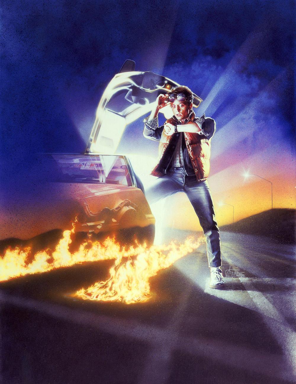 Volver al Futuro (1985) - Robert Zemeckis