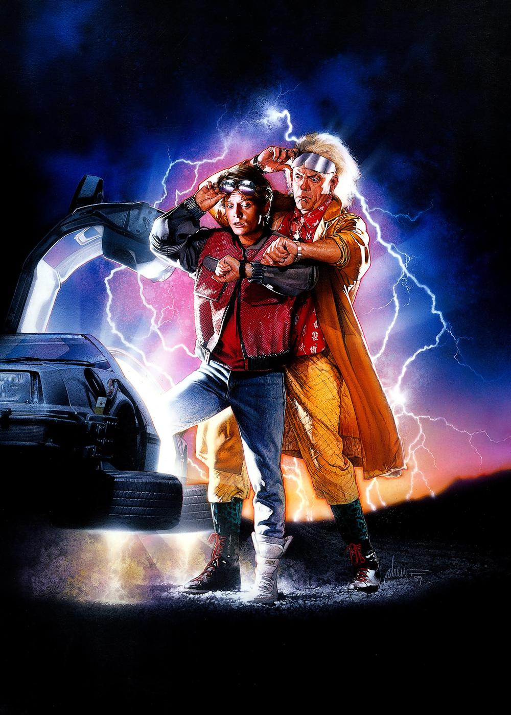 Volver al futuro Parte II (1989) - Robert Zemeckis