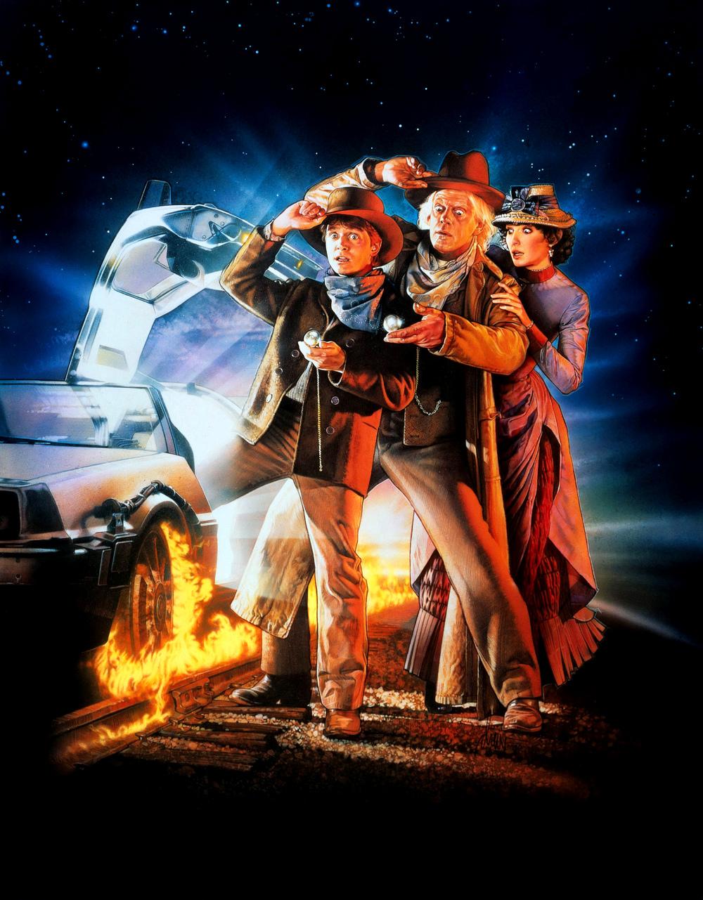Volver al futuro Parte III (1990) - Robert Zemeckis
