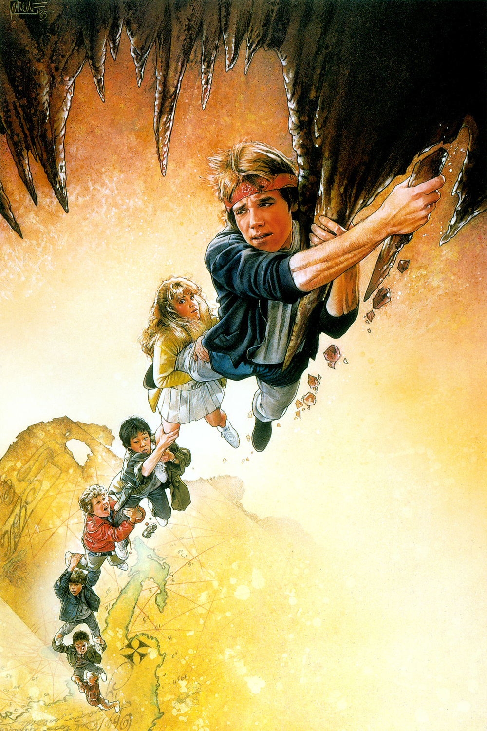 Los Goonies (1985) - Richard Donner